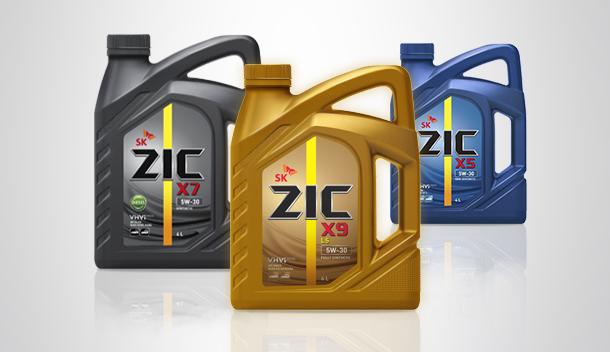 Обновление продукции ZIC