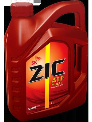 ZIC ATF Multi (T-IV/Z-1) (синт.) 4л